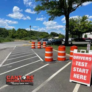 Parallel Parking for Driver's Road Test, Cantor's Driving School